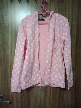 Neon Pink Jacket