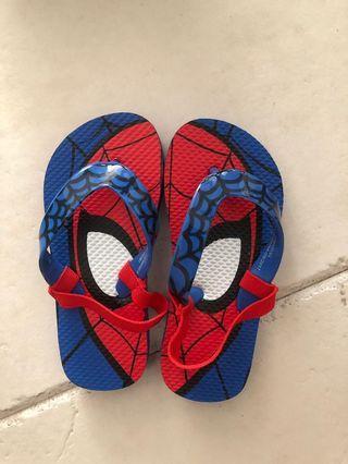 Toddler Spider-Man Slippers