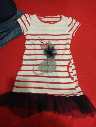 8歲左右女小朋友衣服