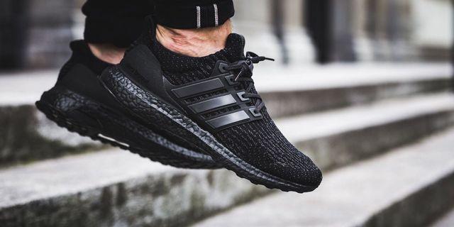 🚚 Adidas Ultra Boost 3.0 Triple Black