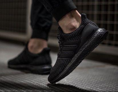 🚚 Adidas Ultra Boost 4.0 Triple Black