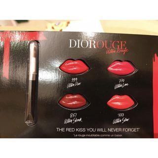 🚚 迪奧Dior 超惹火唇膏四色 唇蜜、唇膏、唇露 有中標、公司貨、可超商取貨