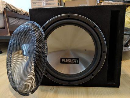 "Fusion 12"" Subwoofer CP-SW120"
