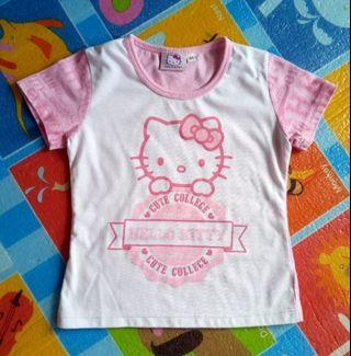 (3T) Hello Kitty Shirt