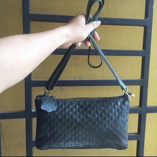 Tas full kulit asli like Gucci