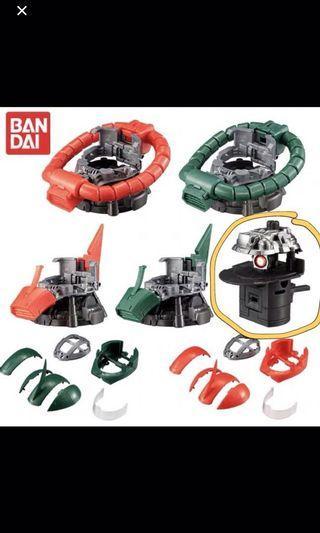 台灣直送 全新未拆 Exceed Model Zaku Head Customized Parts 渣古頭 扭蛋 單賣