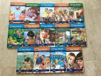 🚚 Peter and Jane - 14 books!!