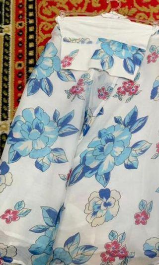 Reduce price flowery wings white VM