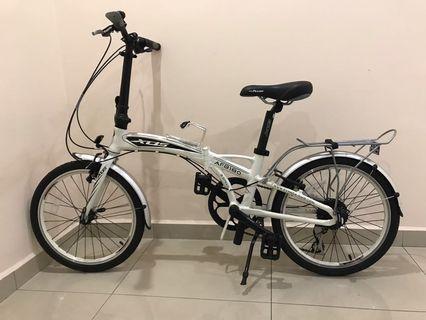 XDA AFB180 Folding Bike