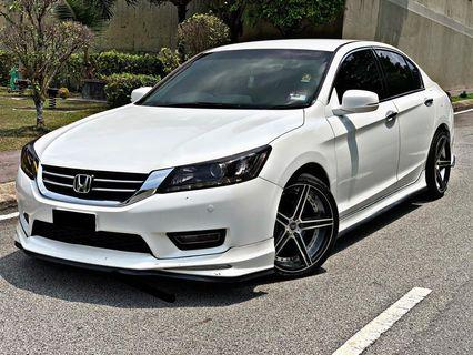 HONDA ACCORD 2.0 (A) 2014