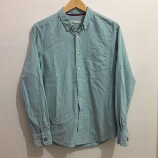 Baleno Blue Tosca Long Shirt