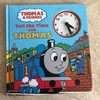 🚚 Tell the Time with Thomas