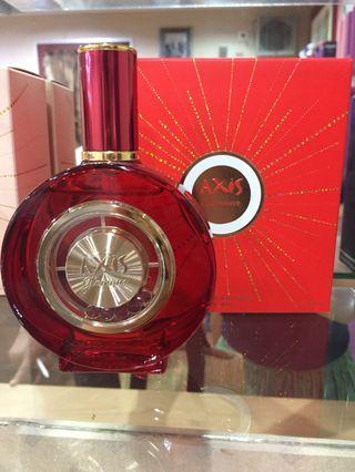 NEW!! Axis Eau De Parfum
