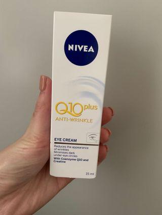 Nivea Q10 plus eye cream