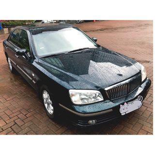 🔥 2004年 🔥 Hyundai 現代汽車 🚗 New XG V6引擎 2.0 ✨ 自用車自售