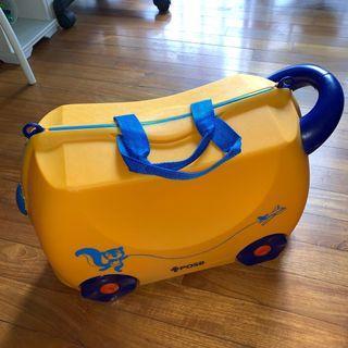 🚚 Trunki Luggage (kid's luggage)
