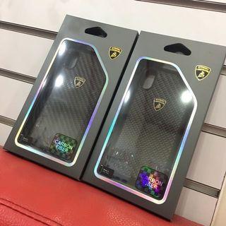 正版藍寶堅尼 手機殼 iPhone X 現貨