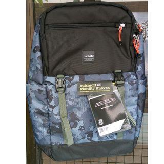 Pacsafe SLINGSAFE LX500 防盜背包(21L) 請先來信確認存貨