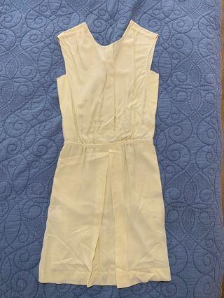 Yellow Dress Bimba y Lola XS