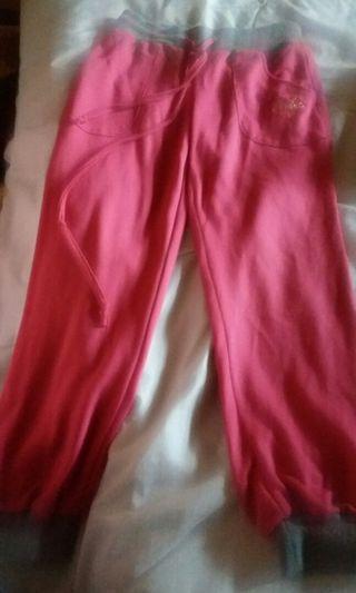 Authentic barbie jogging pants