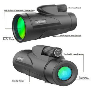 (J307) Buddygo Monocular Telescope with Carry Bag - Self Collect Only