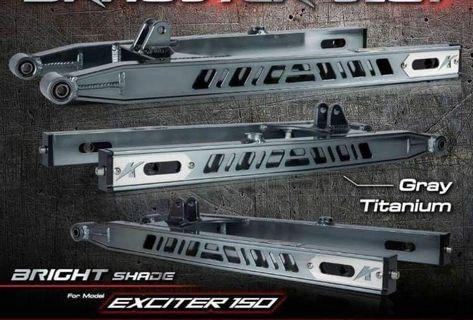 King drag Swing arm Y15 new dragster slot