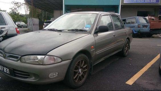 Tahun 2003 1.5 manual Cash pm  http://www.wasap.my/+60173136265/Wira1.5Manual