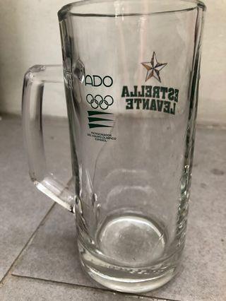 Estrella Levante Beer Mug