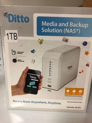 Ditto NAS 1TB
