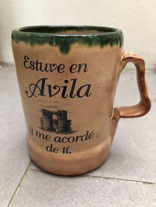 Beer Mug from Avila, Spain