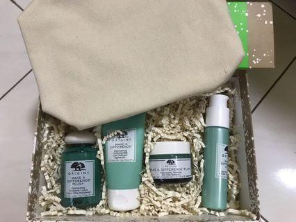 Origins make a difference hydrate & rejuvenate set