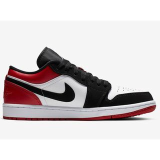 check out c1ba0 3c82d Jordan 1 Low Black Toe