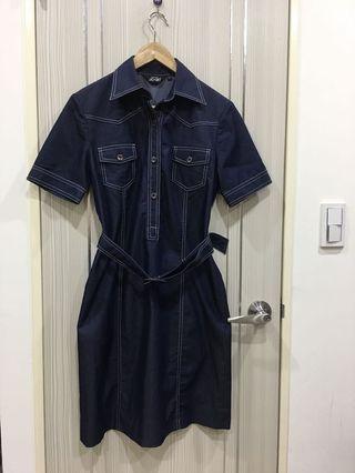 🚚 專櫃修身洋裝