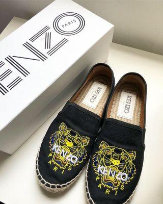Kenzo Espadrilles Size 37