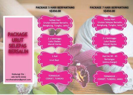 Ladies Only. Full Body Massage, Reflexology, Slimming Massage