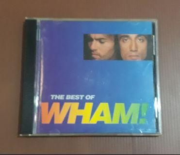 CD Wham - The Best Of