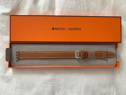 🚚 Brand New Hermes Apple Watch Double Tour Strap
