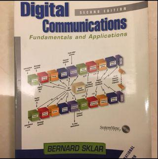 🚚 Digital Communications Fundamentals and Applications