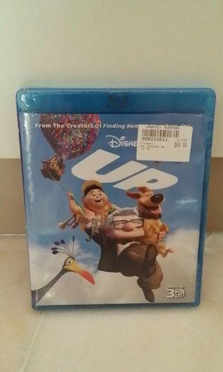 Original Blue-Ray 3D Disney Up