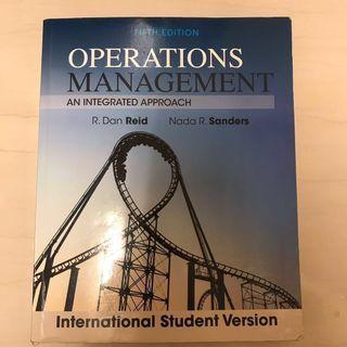 🚚 作業管理原文 Operation Management #企管系用書 #我要賣課本