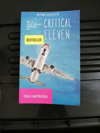 Critical Eleven (Lejen Press edition)