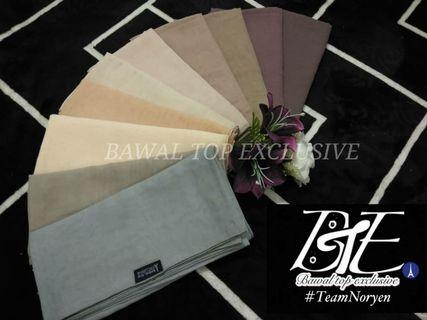 Ready stok Bawal Top Exclusive