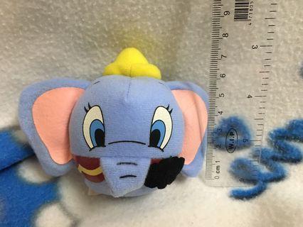 Disney 小飛象扭蛋公仔 Dumbo 迪士尼