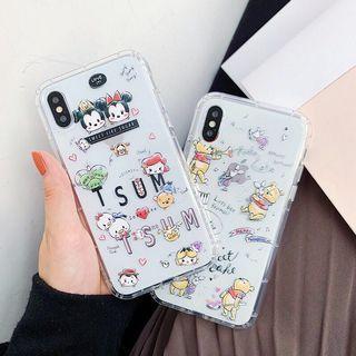 DISNEY Tsum Tsum / Winnie the pooh iphone case