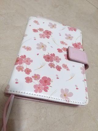 日程薄 sakula schedule book