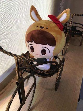 Exo Baekhyun Kangaroo Fansite 20CM Doll