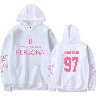 BTS Map of The Soul Persona Hoodie 2