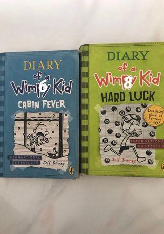 🚚 Diary Of A Wimpy Kid Books