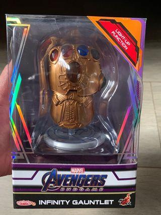 Hottoys cosbaby 無限手套 Infinity Gauntlet Avengers 4 Endgame 復仇者聯盟 終局之戰