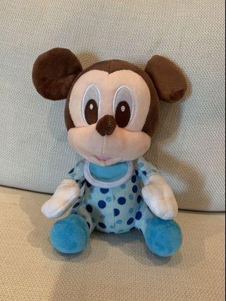 🚚 Baby Mickey Stuff Toy